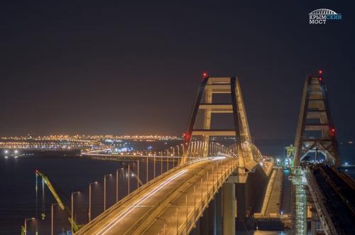 Транспортный переход через Керченский пролив
